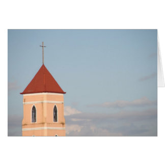 Spire Greeting Card