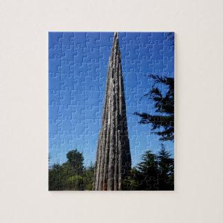 Spire – San Francisco, California #2 Jigsaw Puzzle