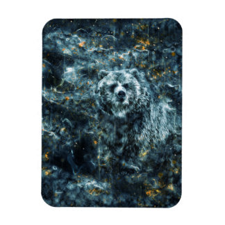 Spirit Bear Magnet