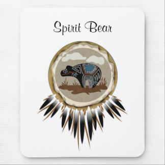 Spirit Bear Mouse Pad