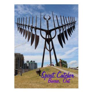 Spirit Catcher Postcard