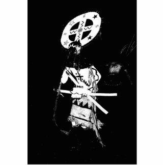 Spirit Dancer Standing Photo Sculpture
