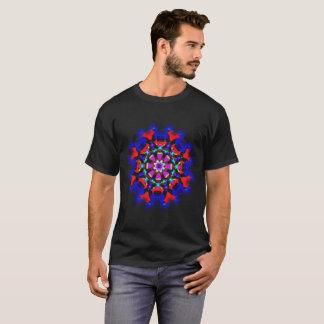 Spirit flower mandala T-Shirt