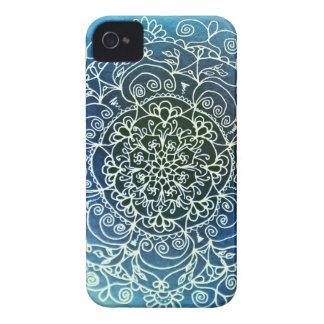 Spirit Garden Mandala iPhone 4 Cover