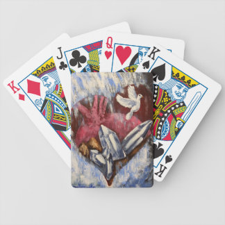 Spirit Given Bicycle Playing Cards