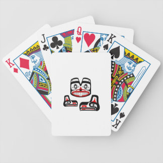 Spirit Guide Bicycle Playing Cards