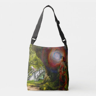Spirit Guide Cross Over Body Bag