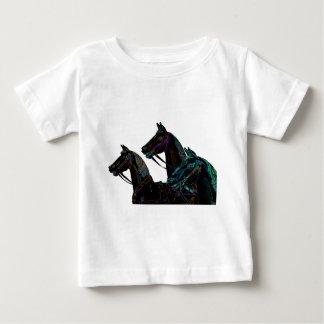 Spirit Horses Baby T-Shirt