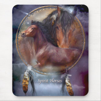 Spirit Horses Mousepad