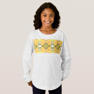 """spirit jersay """"Golden roses"""" Jersey Shirt"""
