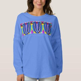Spirit Jersey Shirt Spiritual Lotus Flowers