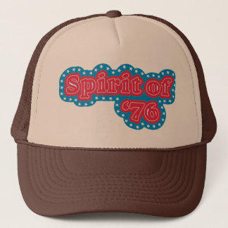Spirit of '76 retro trucker hat