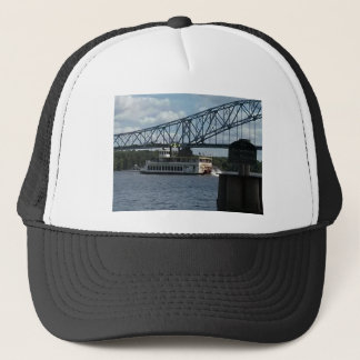 Spirit of Dubuque on Mississippi River Trucker Hat