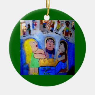 Spirit of Giving Christmas Tree Ornaments