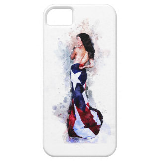 Spirit of Puerto Rico Barely There iPhone 5 Case