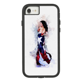 Spirit of Puerto Rico Case-Mate Tough Extreme iPhone 8/7 Case