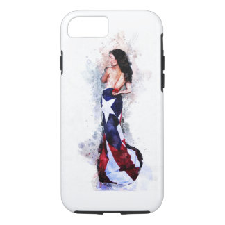 Spirit of Puerto Rico iPhone 8/7 Case