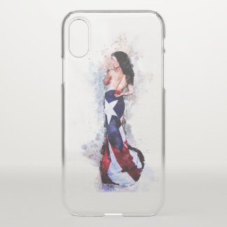 Spirit of Puerto Rico iPhone X Case