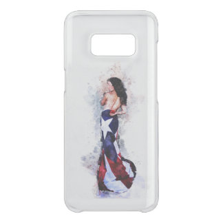Spirit of Puerto Rico Uncommon Samsung Galaxy S8 Case