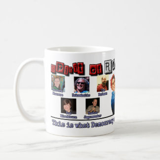 Spirit of Resistance Radio Coffee Mug