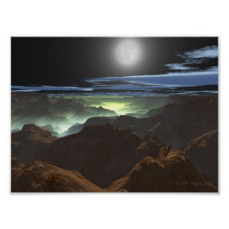 Spirit of the Grand Canyon Poster