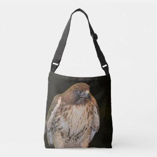Spirit Of The Hawk Crossbody Bag