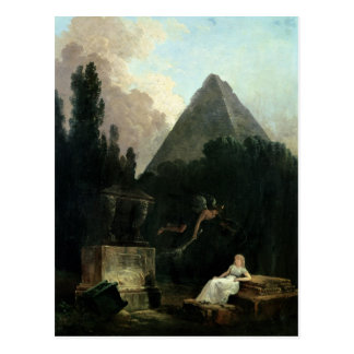 Spirit of the Tomb Postcard
