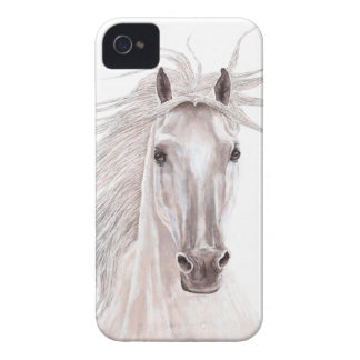 Spirit of the Wind Horse -vintage- Case-Mate iPhone 4 Cases