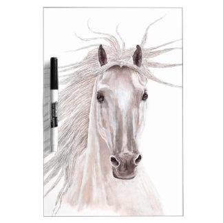 Spirit of the Wind Horse -vintage- Dry Erase Board