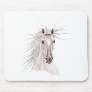 Spirit of the Wind Horse -vintage- Mouse Pad