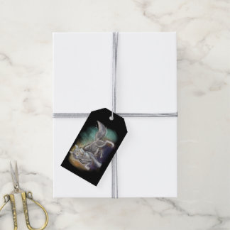Spirit of the Wolf Gift Tags