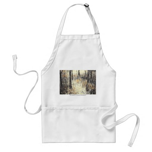 Spirit of the Woods XII Apron