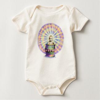 Spirit of Tye-dye baby! Baby Bodysuit