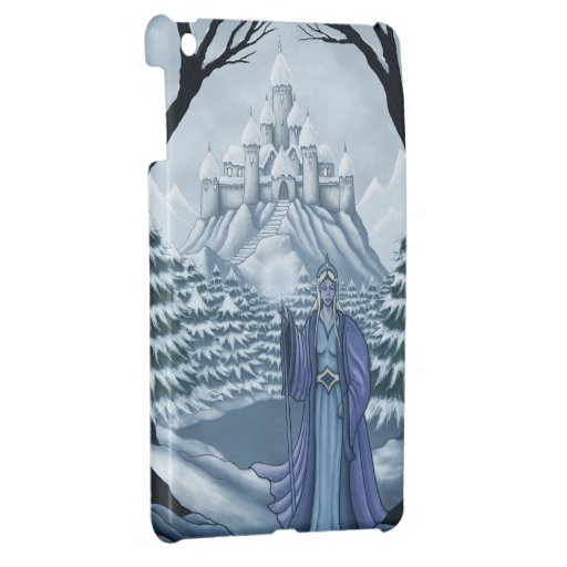 spirit of winter holiday case for the iPad mini