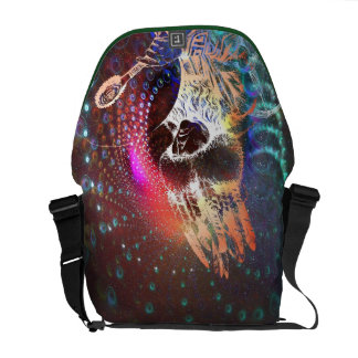 Spirit Passages Shaman Dreams Messenger Bag