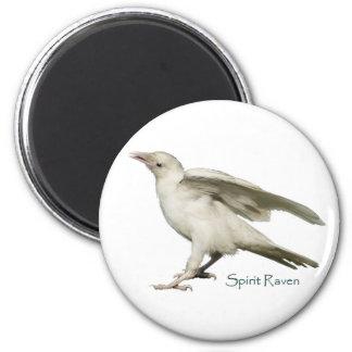 Spirit Raven II Series Magnet
