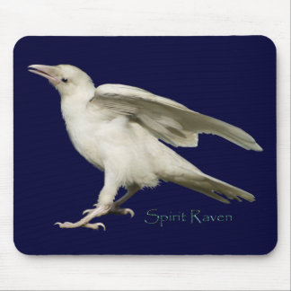 Spirit Raven II Series Mouse Pad