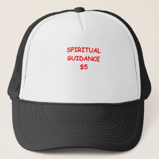 SPIRIT TRUCKER HAT