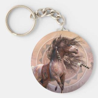 Spirit Warrior Keychain