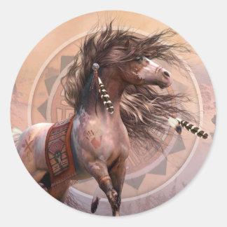 Spirit Warrior Sticker