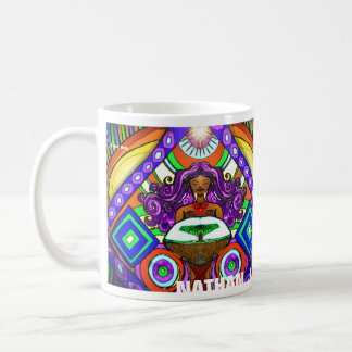 """Spirit Water & Tree Ark"" Art Combo Mug"