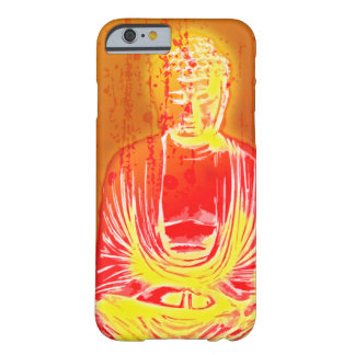 Spirited Glow Buddha iPhone 6 case