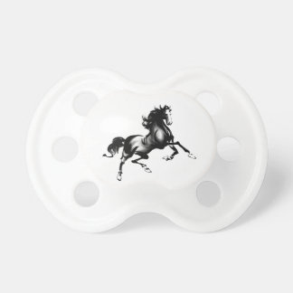 SPIRITED HORSE PACIFIERS