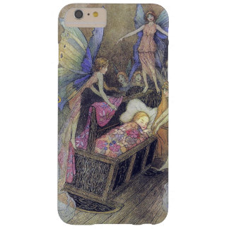 Spirits Baby Lullaby Warwick Goble Fine Art Barely There iPhone 6 Plus Case