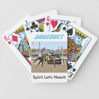 Spirits Let's Hearit & Angel Arroyo Poker Deck