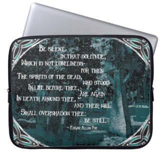 Spirits of the Dead Laptop Sleeve