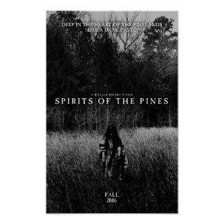 Spirits of the Pines Poster