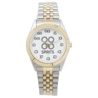 Spirits Women's Two-Tone Bracelet Watch