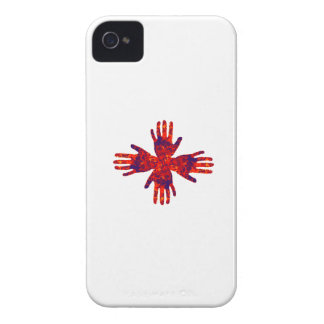 Spiritual Bindings iPhone 4 Case-Mate Cases