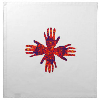 Spiritual Bindings Napkin